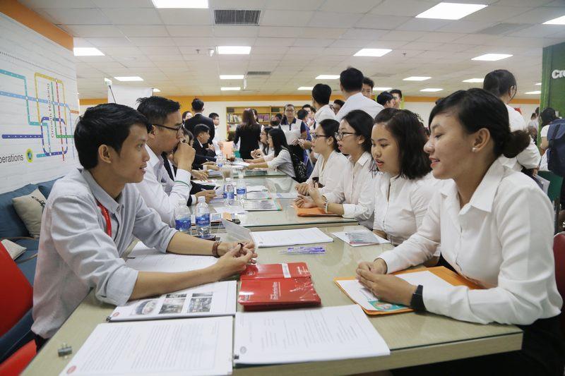 top 10 trường đào tạo ngành quản trị nhân lực Hà Nội